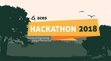 ACES Hackathon (2018)