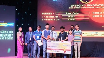 SLIIT Codefest (2018)