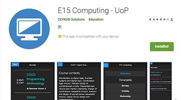 E15 Computing